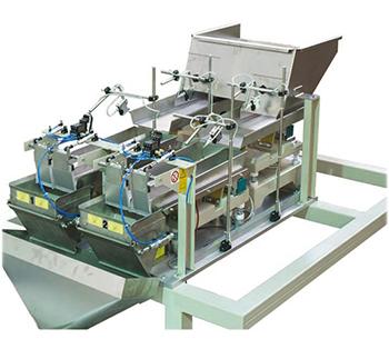 מכונות שקילה רוטטות Essegi